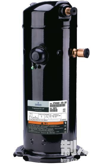 evi涡旋强热变频家用空调压缩机