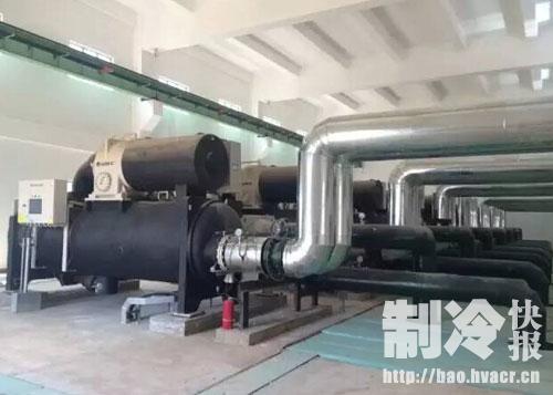 格力离心机组助力宝钢湛江钢铁项目